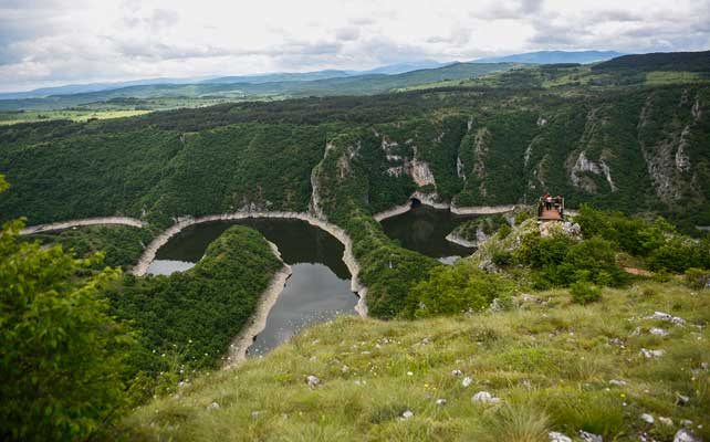 Izaberi svoju avanturu #vidisrbiju - Novi Pazar - Sjenica - Uvac