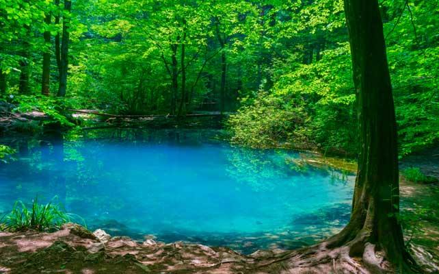 Ochiul Beiului – jezero nastalo od suza zaljubljenog mladića