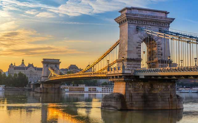 Budimpešta - grad koji živi dvostrukim životom