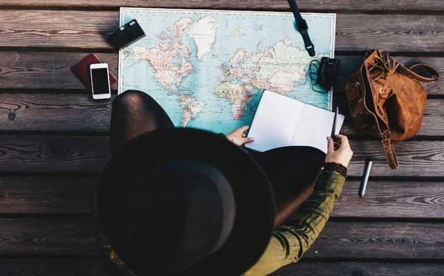 Kako napraviti plan putovanja