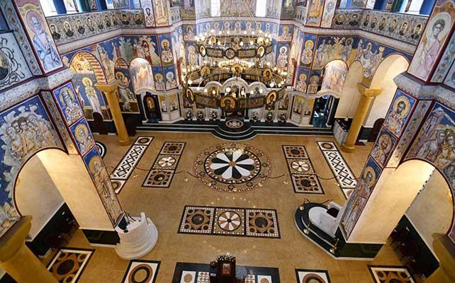Saborni hram Svetog Jovana Vladimira u Baru, Crna Gora